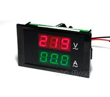 Digital AC 80~300V 100A Ammeter Voltmeter LED Panel Meter 110V 220V