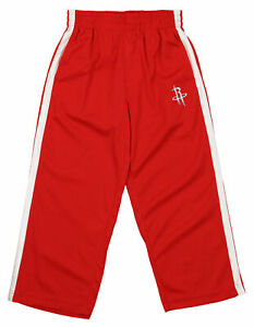 Outerstuff NBA Youth Houston Rockets Dribble Mesh Pants