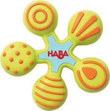 Haba® Greifling Stern 300426 ab 6 Monate aus Silikon hilft beim Zahnen