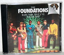 CD THE FOUNDATIONS - Baby Now That I´ve Found You