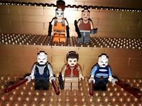 Lego Star Wars Figuren Asajj Ventress Aurra Sing Sugi Padme Amidala Minifig W49