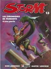 DON LAWRENCE . STORM N°13 . EO . 1988 . LES CHRONIQUES DE PANDARVE 4 . RARE ! .