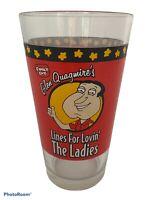 Family Guy Glen Quagmire Pickup Lines For Lovin The Ladies Pint Glass