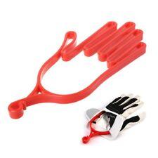 Golf Gloves Stretcher Golfer Tool Gear Plastic Rack Dryer Hanger Golf accessory