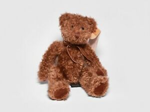 "BEARS FROM THE PAST Russ Teddy Bear 9"" Plush - No 1755 - Stuffed Animal - NWT"