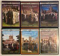 Downton Abbey Complete Series 1-6 (Original UK Edition, 18-Disc, DVD)