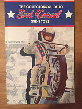 RARE Evel Knievel Stunt Cycle Collecting Book- Toys, action figures, Mego, Ideal