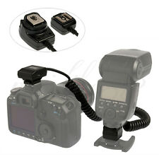 MK-CB-05 TTL Off-Camera Flash Remote Shoe Cord for Olympus E620 E3 E1 Evolt E510