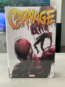Marvel's Carnage Omnibus Hardcover - New/Sealed