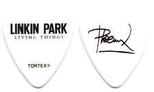 LINKIN PARK Guitar Pick : 2012 Living Things Tour - Dave Farrell Phoenix white