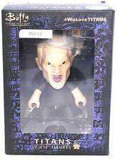 Spike 4.5 Buffy the Vampire Slayer Titans vinyl figure Nerd Block 2015 Sealed