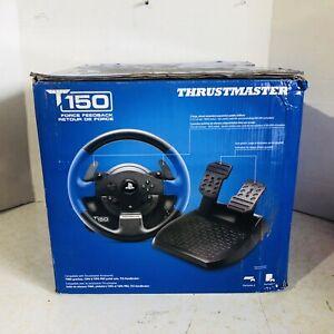 Thrustmaster T150 RS Racing Wheel PlayStation4 PlayStation3 PS4 PS3 New FG5
