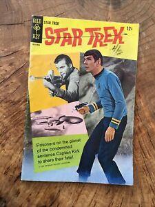 STAR TREK #2 1968 GOLD KEY Used Condition