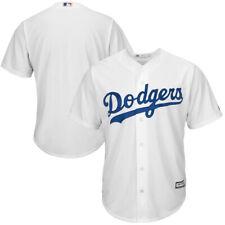 Los Angeles Dodgers Majestic White Home Cool Base Jersey S M L XL 2XL 3XL 4XL