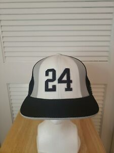 Charles Woodson Oakland Raiders Reebok Fitted hat 7