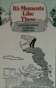 It's Moments Like These Minties Advertising Cartoon Book First Published 1979