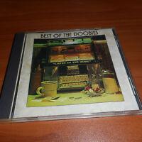 Best of the Doobies by The Doobie Brothers (CD, 1976 Warner Bros.) Used ORG US