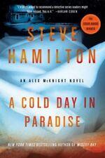Complete Set Series - Lot of 10 Alex McKnight books by Steve Hamilton (Mystery)