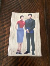 China airlines Playing Cards Flight Attendants 1 set New