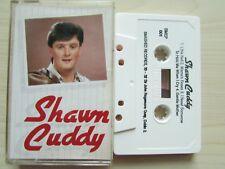 SHAWN CUDDY 4 X TRACK CASSETTE, 1989 SMASHED RECORDS [IRELAND], TESTED.