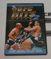 Bas Rutten Signed UFC Hits 2 DVD BAS Beckett COA Pancrase Champ Autograph 18 20