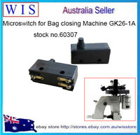 Power Switch w Button,GK26-1A Series Bag Sewing Machine/Bag Closer Spare Part