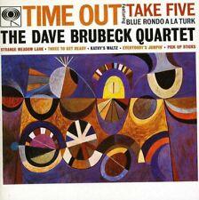 Brubeck Quartet, Dave - Time Out - Brubeck Quartet, Dave CD 6IVG The Cheap Fast