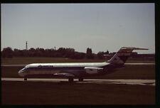 Orig 35mm airline slide Aviaco DC-9-30 EC-DGE [212-2]