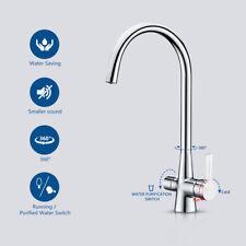 3 Wege Küchenarmatur Spültischarmatur Mischbatterie Wasserhahn Wasserfilter DHL