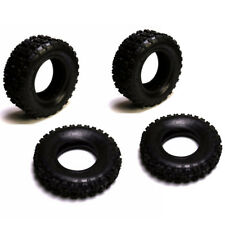 Front 13x5.00-6 Tires + Rear 4.10-6 Tires Tubes For Lawn Mower ATV Scooter Chair