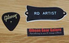 Gibson Les Paul Truss Rod Cover RD Artist Guitar Parts Custom Standard Studio T