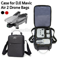 Oxford Travel Storage Bag Carrying Case w/ Shoulder Strap For DJI Mavic Air 2
