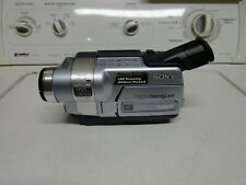 Sony DCR-TRV350 Digital8 Camcorder - Record Transfer Watch VCR Video 8 Hi8 Tapes