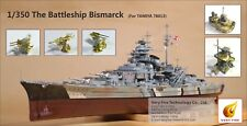 Very Fire Detail Up Set for 1/350 DKM Bismarck (For Tamiya 78013)