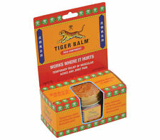 Tiger Balm Red Exstrength 18G Temporary Relief of Muschular Aches And Joint Pain