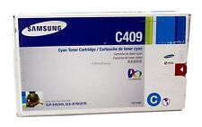 Samsung C409S Cyan Toner Cartridge CLT-C409S Genuine New