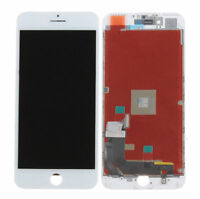 "For Iphone 7 Plus 5.5"" LCD Display + Touch Screen Digitizer Assembly Parts White"