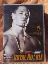 ROYA RUMBLE WWE PHILADELPHIA PA 15 RAW 15 SMACKDOWN MATCH  M R4