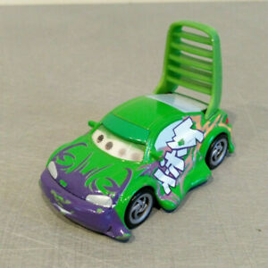 DISNEY PIXAR CARS VOITURE WINGO Yeux lenticulaires FLASH McQueen METAL BON ETAT