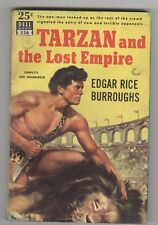 Tarzan and the Lost Empire by Edgar Rice Burroughs 1952 VG