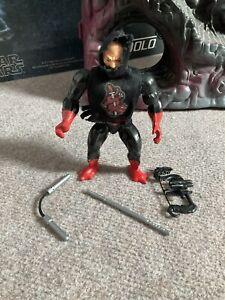 Motu Master Of The Universe Ninjor Evil Warrior Figur