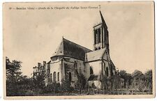 CPA 60 - SENLIS (Oise) Abside de la Chapelle du Collège Saint-Vincent - Pub Kub