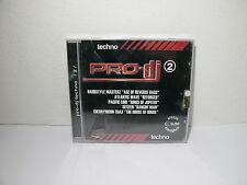 Pro - DJ 2 Techno NUOVO SIGILLATO CD