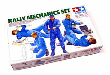 Tamiya Automotive Model 1/24 Car Rally Mechanics Set Scale Hobby 24266