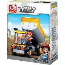 New Sluban Kids Dump Truck Building Blocks 83 Pcs set Building Toys for Kids