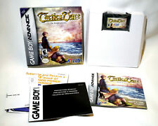 (2001) Nintendo Game Boy Advance TACTICS OGRE The Knight of Lodis COMPLETE GAME