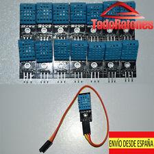 placa DHT11 Digital Humidity Temperature Sensor Arduino PIC Raspberry Pi atmega