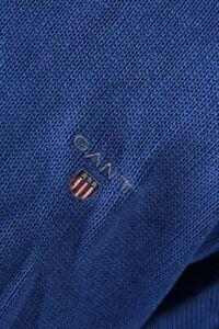 Gant Zip Up Classic Jumper Size L