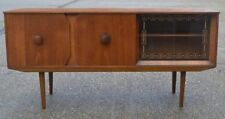 Vintage/Retro Sideboards with Glass Fronted