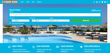 Established Super Profitable TRAVEL BOOKING Turnkey Website BUSINESS For Sale